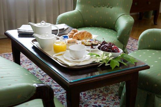Понзано-Венето, Италия: Breakfast