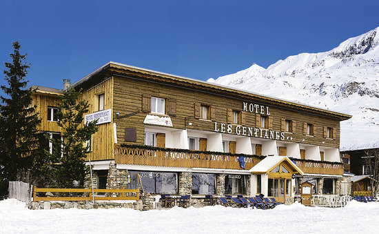 Hotel Les Gentianes France Rhone Alpes Reviews Photos