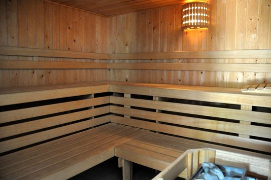't Solveldje B&B: sauna