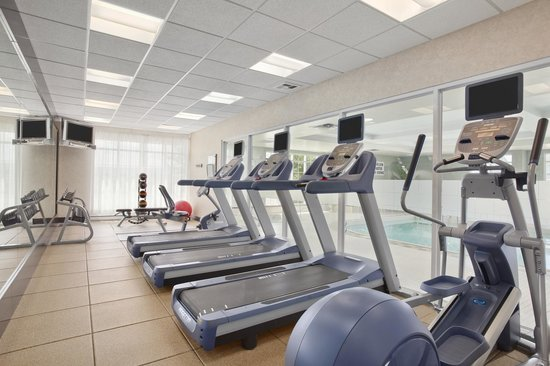 Homewood Suites by Hilton Cambridge-Waterloo, Ontario : Fitness Facility