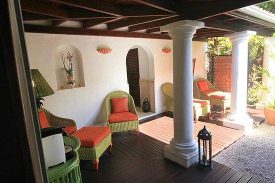 Belmond La Samanna: amazing spa!
