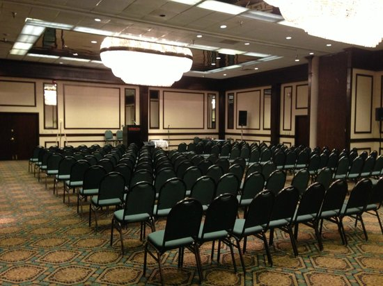 Caribbean Cove Hotel & Conference Center: Business Meeting