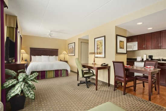 Homewood Suites by Hilton Cambridge-Waterloo, Ontario : Studio Suite