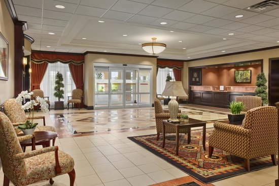 Homewood Suites by Hilton Cambridge-Waterloo, Ontario : Lobby