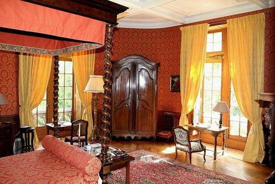 Chateau de la Flocelliere: Une suite la Marquise