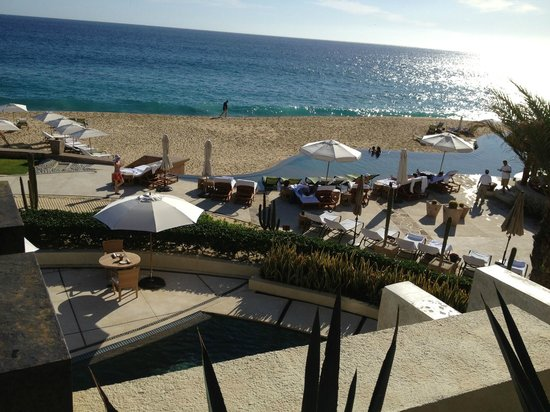 The Resort at Pedregal: beach