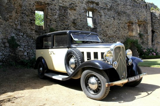 Chateau de la Flocelliere : Rosalie 1933