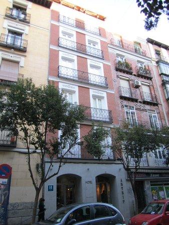 Artrip Hotel: facciata hotel