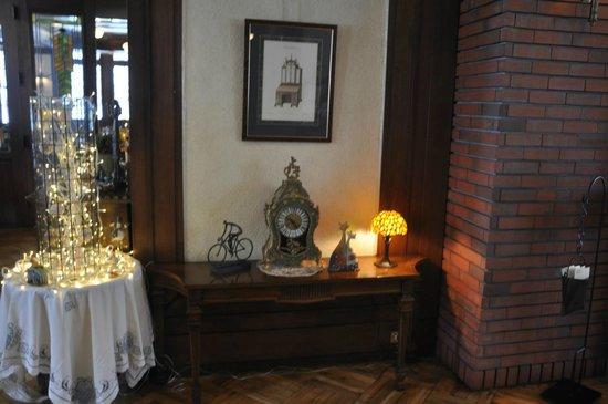 Hotel La Neige: Decoration