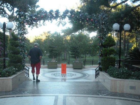 PALOMA Foresta Resort & Spa: Décembre et décorations de noël