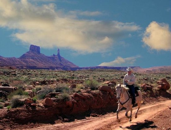 Sorrel River Ranch Resort and Spa: Scenic Horseback Riding