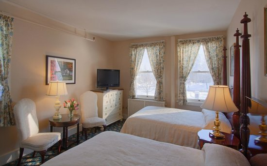 Middlebury Inn: Room Accommodations