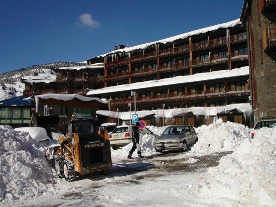 Hotel Piolets Park & Spa: ahotel piolets park