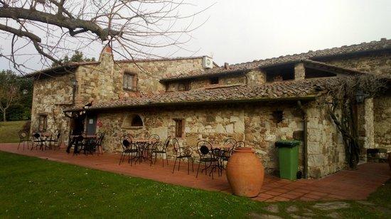 Hotel Colle Etrusco Salivolpi: esterno dell'hotel