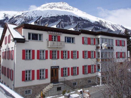 Hotel Trais Fluors: Winter