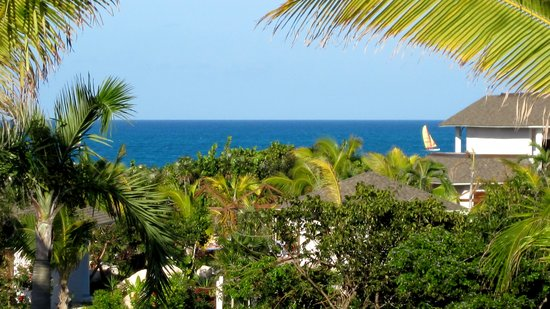 Royalton Cayo Santa Maria: vue de la piscine du Lobby (zoom)