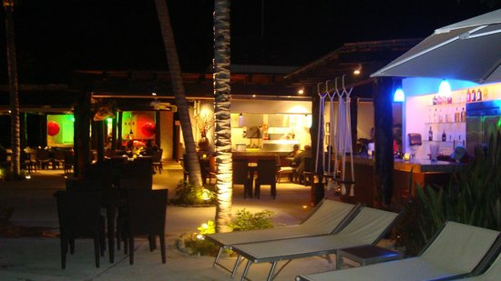 Ocean Breeze Riviera Maya Hotel : Restaurante