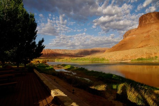 Sorrel River Ranch Resort and Spa: On Colorado River