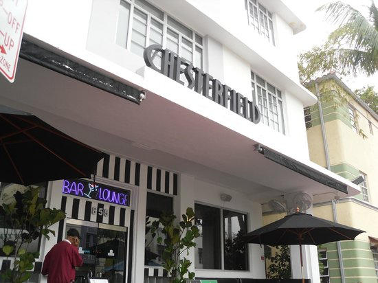 Chesterfield Hotel: Street View