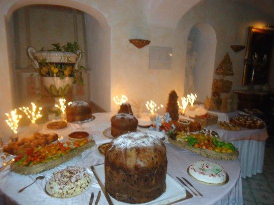 Grand Hotel Terme di Augusto: pranzo