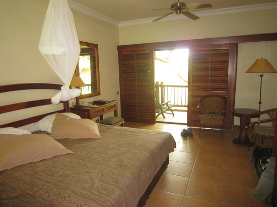The Kingdom at Victoria Falls: Bedroom