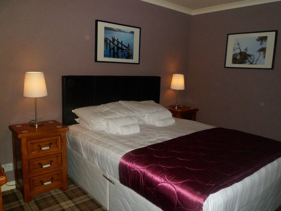 Letterfinlay Lodge Hotel: room 12