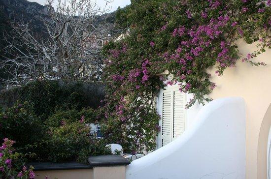 Positano Art Hotel Pasitea: balconcini camere