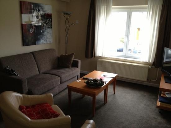 Ons Epen Appartementen-Hotel: Living room