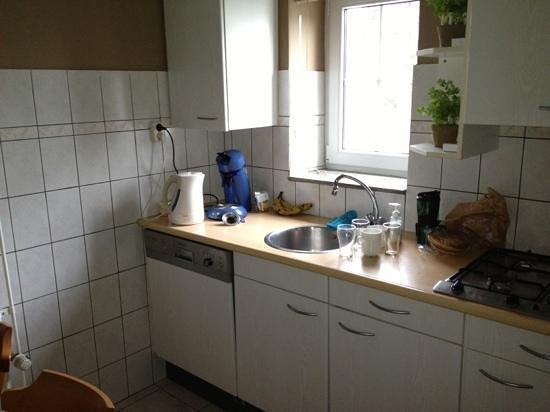 Ons Epen Appartementen-Hotel: Kitchen