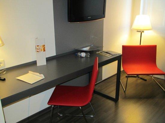 Hotel Berlin Mitte managed by Melia: Bureau
