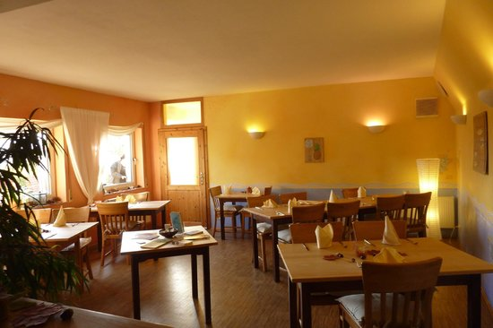 Hotel Grünwald: Restaurant