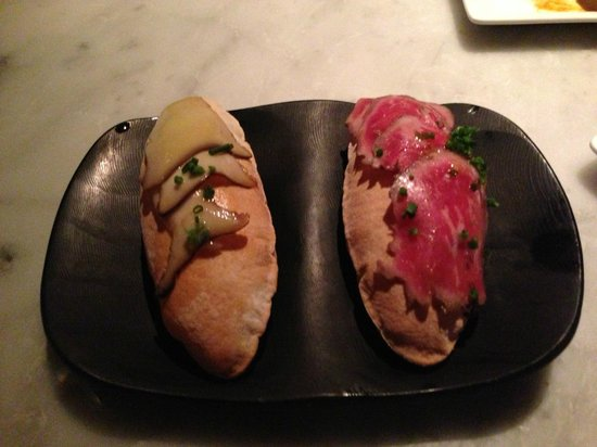 The Bazaar by Jose Andres: Sliders