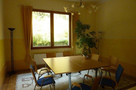 """Hotel Gruenwald: Seminarraum """"Stille"""""""