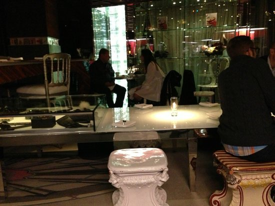 The Bazaar by Jose Andres: Decor