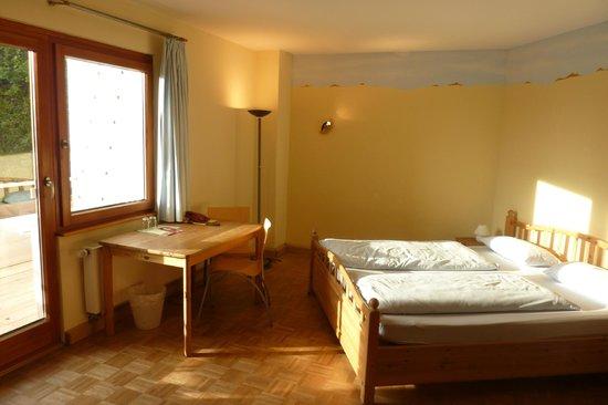 Hotel Grünwald: Doppelzimmer