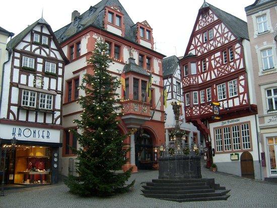 Weinhotel St. Stephanus: les environs