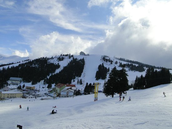 Uludag Ski Resort