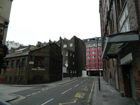 President Hotel London Guilford Street