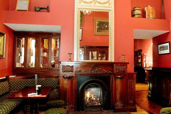The Gandon Inn: The Four Courts Bar