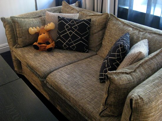 Fabian Hotel: Sofa