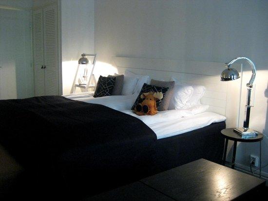 هوتل فابيان: Bed 