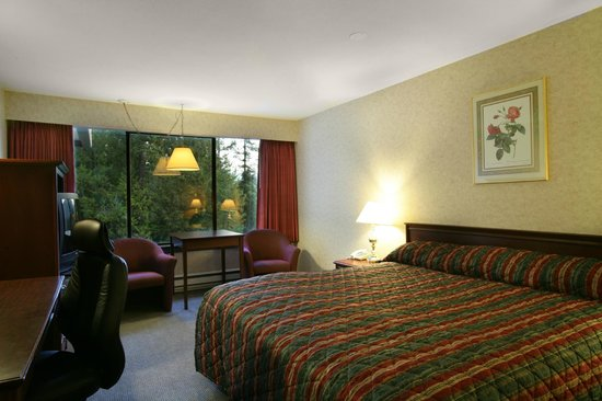 Sandman Hotel Castlegar: King room