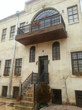 "Hidiroglu Konak: A classical ""Konak"" (house-building) of Gaziantep!"
