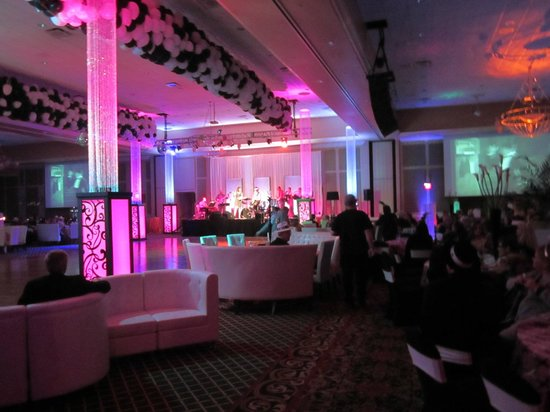 French Lick Springs Hotel: NYE party