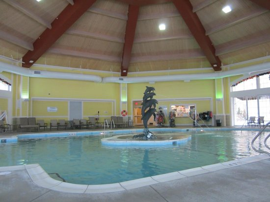 French Lick Springs Hotel: Pool