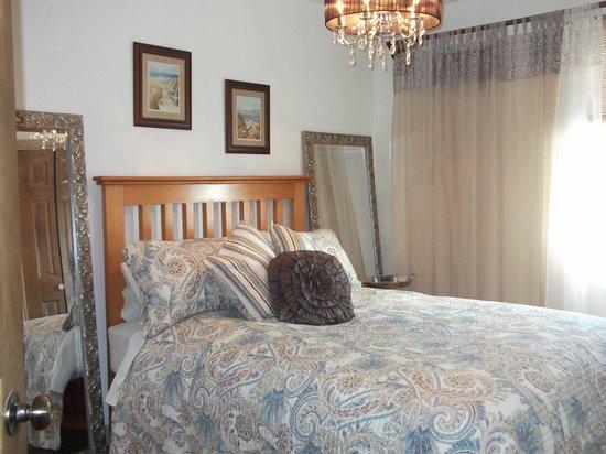 Le Domaine de la Baie : La Champêtre, chambre avec salle de bain privée
