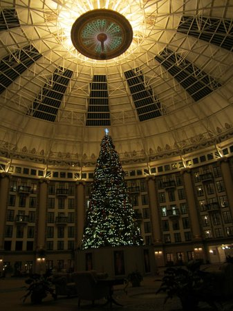 French Lick Springs Hotel: Dome at West Baden