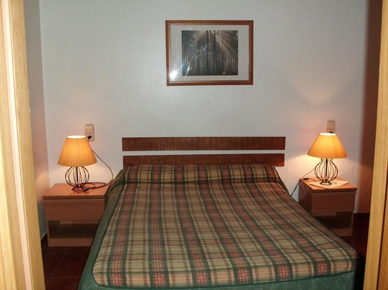 Hotel Mirtil: exemple chambre double