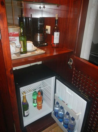 Majestic Colonial Punta Cana: Mini-Bar