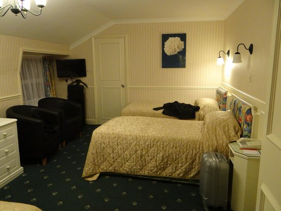 Best Western Royal Hotel : Chambre familiale 2